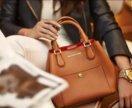 Michael Kors: черная сумка