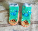 Носочки- тапочки для дома