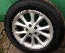 Колесо в сборе R17 Chrysler Concord Dodge Intrepid