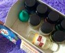 Краски для росписи тканей. Батик