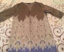 Платье-туника 48 размер