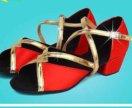 Туфли для спорт.-бальных танцев, 23.5 см НОВЫЕ!!!