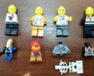 Lego человечки Лего конструктор и спиннер