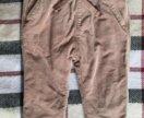 Джинсы брюки вельветовые