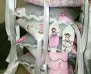 Бортики - подушки и не только