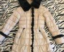 Новое зимнее пальто на девочку
