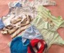 Детские фирменные вещи пакетом
