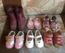 Детская обувь, 23, 25 размеры