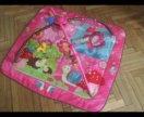 Развивающий коврик tiny love маленькая принцесса