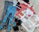 Вещи(футболки,колготки,носки.бу)
