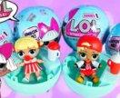Кукла LOL Лол сюрприз в шаре