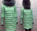 Продам пуховик зима
