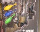 новый набор с пистолетом