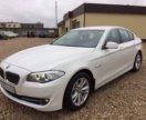 BMW 520 2013 год.