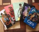 Комиксы - Сага, 5 томов