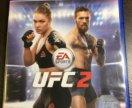Продам UFC 2 PS4 б/у