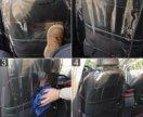 Защита для кресла авто новый