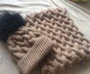 Зимние шапочки и снуды