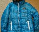 Куртка утепленная, зима