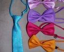Бабочки и галстук