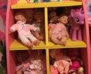 Полка для игрушек/книг
