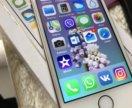 IPhone 5 S 16Гб Gold