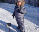 Зимний костюм Borelli