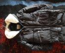 Женская куртка осень-зима