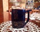 Чашка для питья минеральной воды