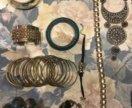 Бижутерия, аксессуары, браслеты, бусы, серьги