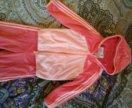 Спортивный  костюм  на девочку 98 размер
