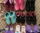 Отдам всю обувь за 1000