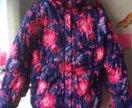 Куртки зимние и осенние 134-140