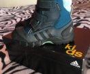 Зимние сапоги Adidas р 26