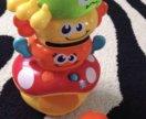 Развивающая игрушка для малышей со звуком
