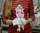 Игрушки и куклы тильда на заказ
