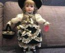 Фарфоровая кукла коллекционная Remeco Collection