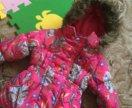 Куртка для девочки на 1,5-3 года НОВАЯ