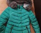 Зимняя куртка 42-44