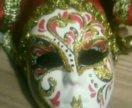 Сувенир маска декоративная