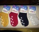 Носки детские теплые ангора новые