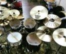 Обучение игре на барабанах