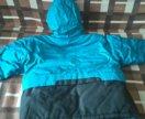 Куртка для мальчика утепленная