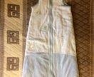 Спальник конверт тёплая пижама