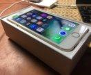 iPhone 6 16GB, золотой, в пленках