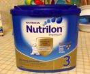 Детская молочная смесь nutrilon 3