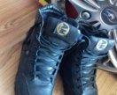 """Ботинки """"зима""""36р в отличном состоянии"""