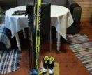 Комплект лыжника для 6-9 лет