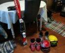 Комплект лыжника 4-7лет