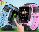 Детские смарт-часы Q60 с сенсорным экраном